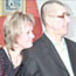 Алексей Михайлович и Антонина Алексеевна Ильченко